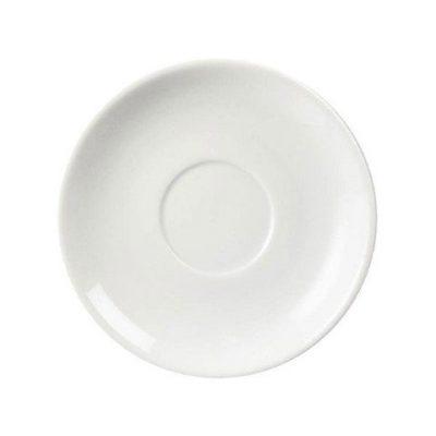 Sous-tasse ronde 6,5 cl x 12 pcs