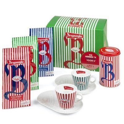 Emballage cadeau CAFE MOULU