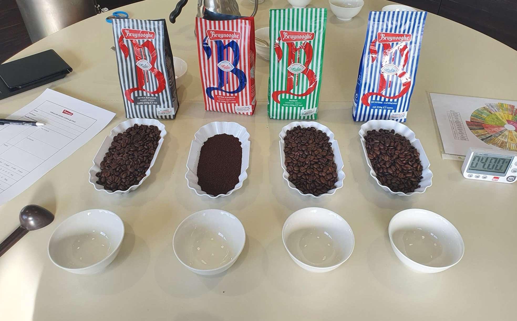 Zo organiseer je thuis een coffee cupping