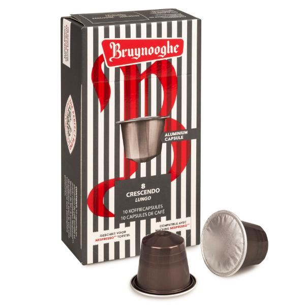 Bruynooghe capsules, Crescendo